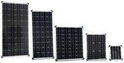 12V Solarmodule verschiedener Größe