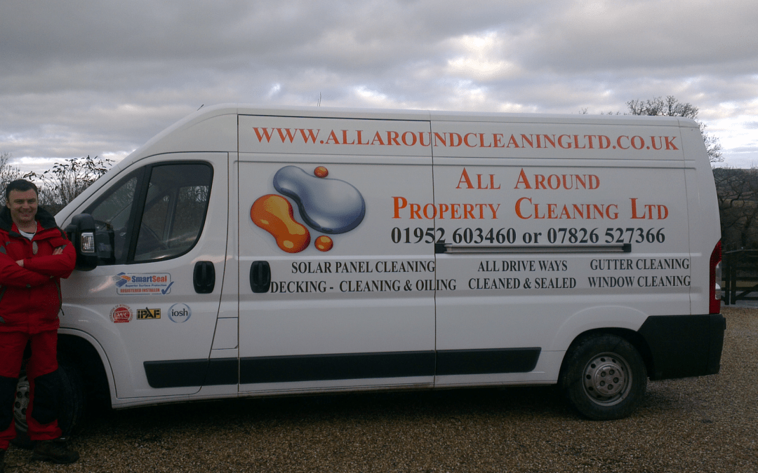 All Around Property Cleaning Ltd and British Gas Solar
