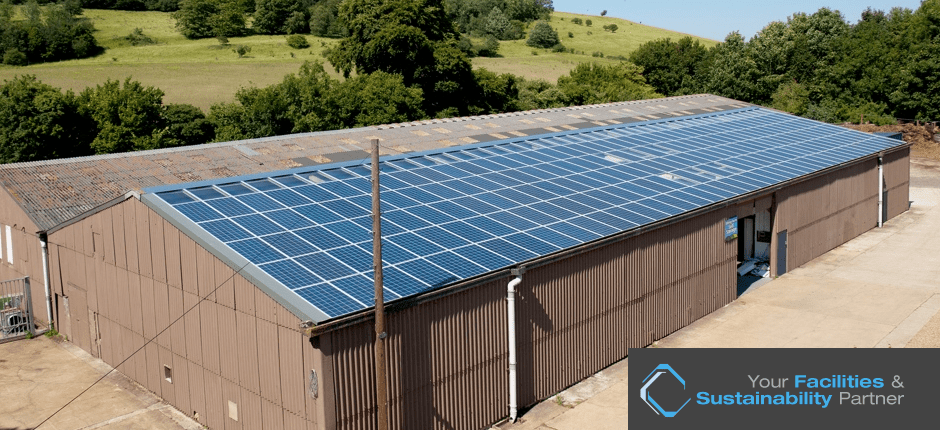 Solar Panel Cleaning Partnership With Kent-Based M3 Solar