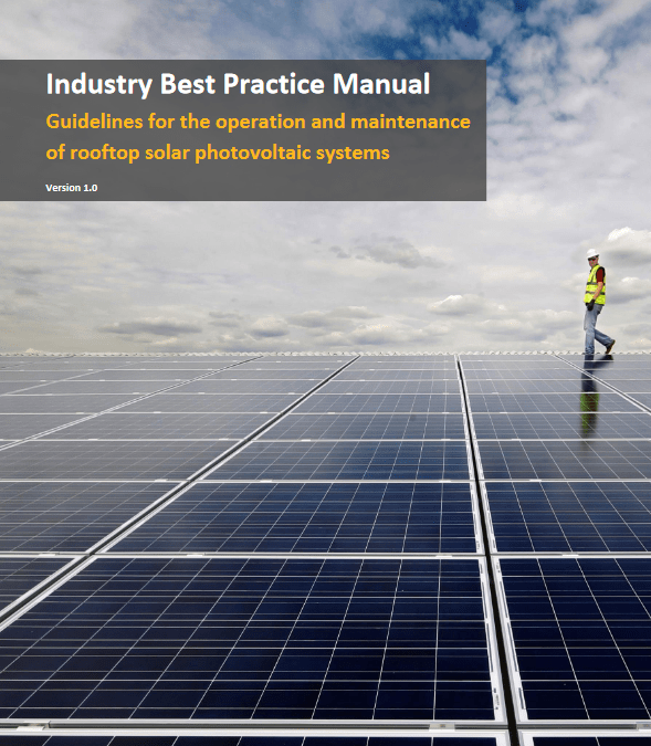 STA Rooftop O&M Guidelines Released At Solar Quality 2020