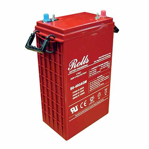 Rolls Surrette S6-460 AGM Battery