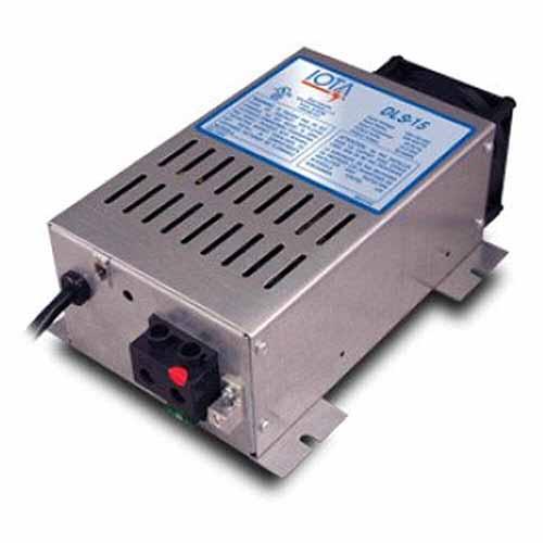 IOTA DLS-15 - 12Volt Battery Charger / Power Converter