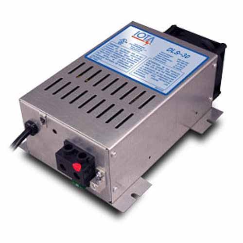 IOTA DLS-30 - 12Volt Battery Charger / Power Converter