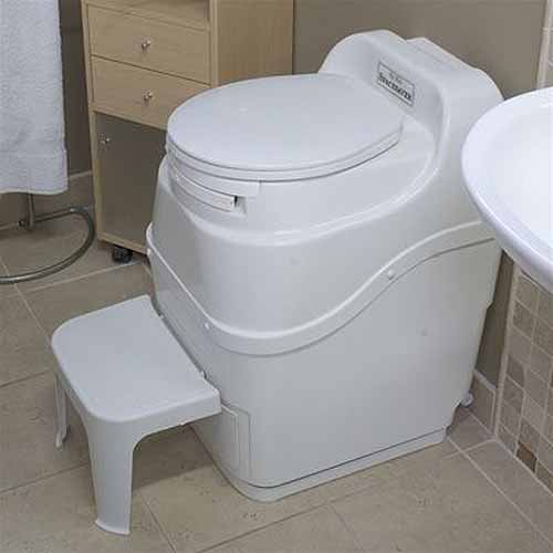 Sun-Mar Spacesaver Self-Contained Composting Toilet