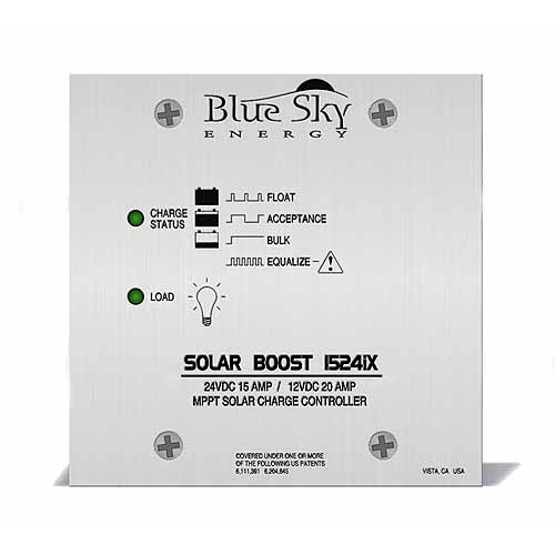Blue Sky Energy Solar Boost 1524iX 15A MPPT Charge Controller