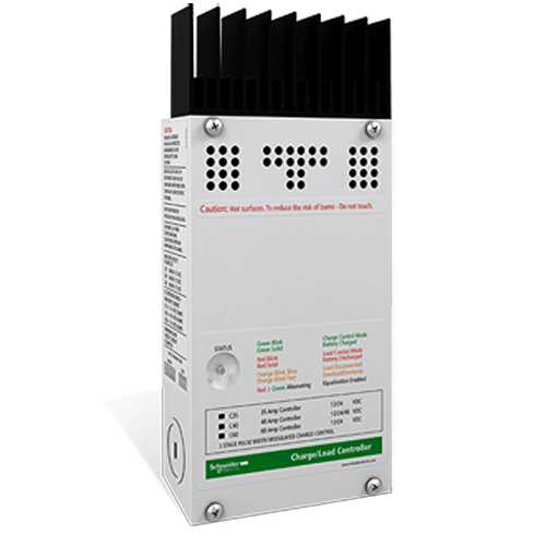 Xanterx / Trace C-35 35A PWM Charge Controller