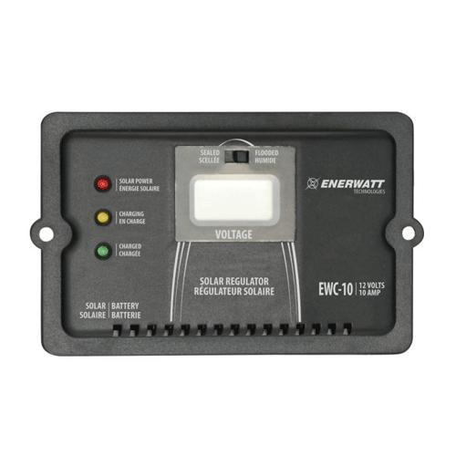 Enerwatt EWC-10 10A PWM Charge Controller