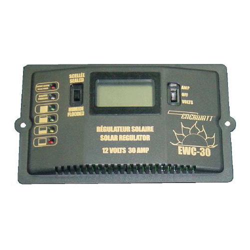 Enerwatt EWC-30 PWM charge controller