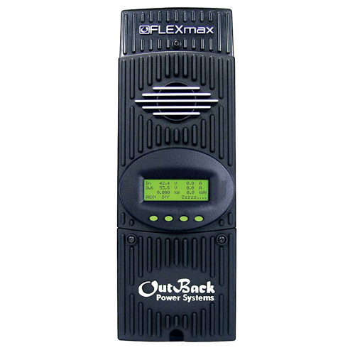 OutBack FLEXmax 80 80A 150V MPPT Charge Controller