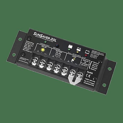 Morningstar SunSaver SS-20L-24V 20A Charge Controller