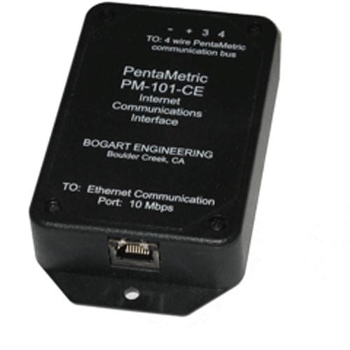 Bogart Engineering PM-101-CE Pentametric Ethernet Interface