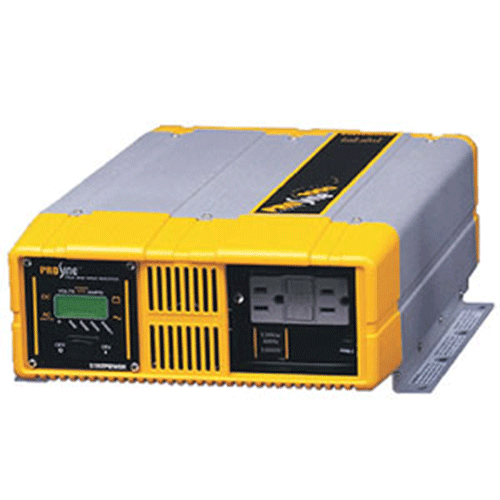 Xantrex Prosine 1000 1000W 12V 120VAC Pure Sine Wave Inverter