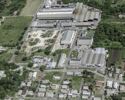 Commercial solar PV in Barbados
