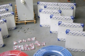 Hydronic Heating Supplies