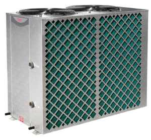 commercial heat pump accent 300x277 - Rheem Thermal Air To Water Heat Pump Hydronic Heaters