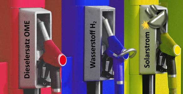 Klimaneutraler Treibstoff auch aus Sachsen