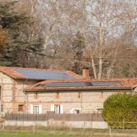 Toit solaire Solarworld solarize