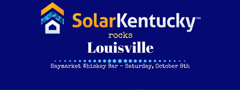 Solar Kentucky Rocks Louisville
