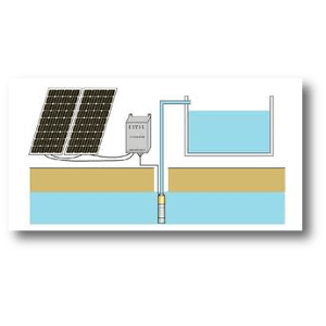 solar water pump - Sunmaster - Solar Lights Manufacturer