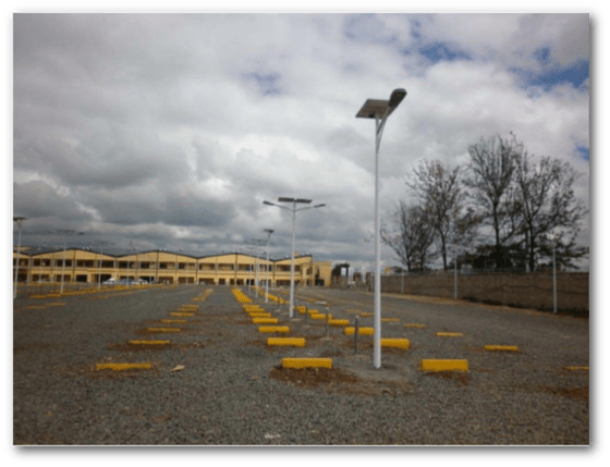 Kenya2 - Solar Lights Solution Project