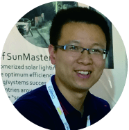 Steven-Zeng-General-Manager Sunmaster - Solar street light
