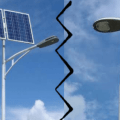 solar led light vs conventional light - Solar Street Lights for the Desert