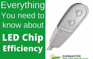 Everything you need to know about led chip efficiency1 - Solar Lights Blog