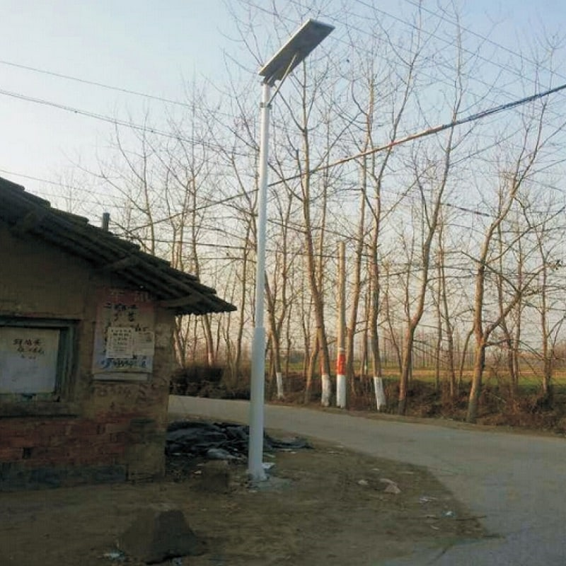 Gallery 01 - All in one solar street light