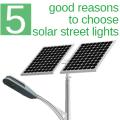 reasons evidenza - 5 Good Reasons to Choose Solar Street Lights