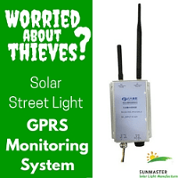 SunMaster gprs monitoring system - Solar Lights Blog