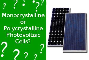 Monocrystalline-or-Polycrystalline Solar Lights Blog