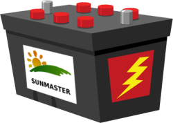 Battery-Sunmaster How to Calculate the Size of Solar Power Battery?