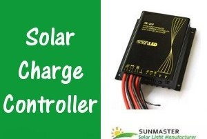 Solar Charge Control - Solar Lights Blog