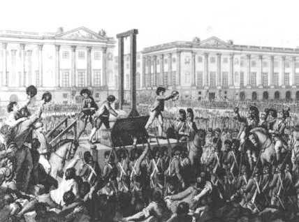 French Revolution Execution of Louis XVI