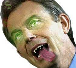 tony blair vampire?