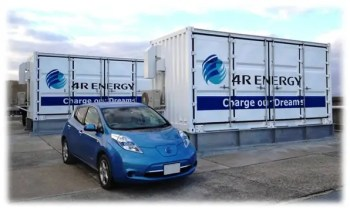 Sumitomo's 4R battery system