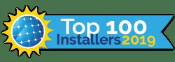 SolarReviews.com top 100 solar installers of 2019
