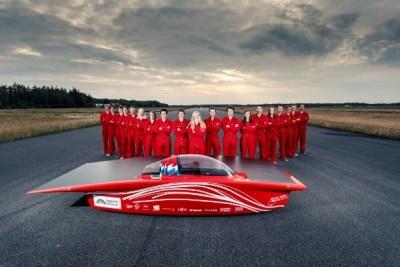 2015 team car solar team twente