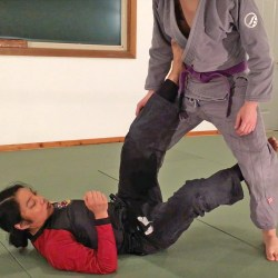 Sweeps and lever control Solarte BJJ concept video