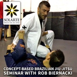 Sequim BJJ Seminar with Rob Biernack Sept 14-15, 2018