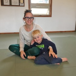 Li'l Ones BJJ martial arts for young children at Solarte BJJ