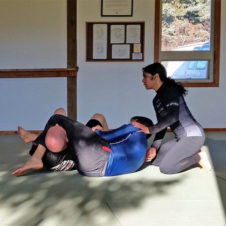 Martial Arts Private Lessons BJJ in Sequim