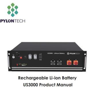 bateria LITIO US3000