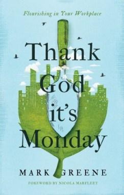Thank God it's Monday-AD