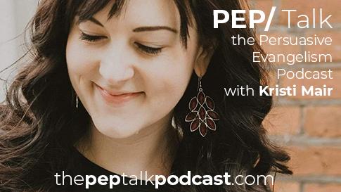 PEP Talk Kristi Mair
