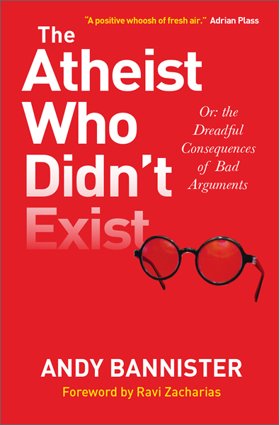Book Title: The Atheist who didn't exist