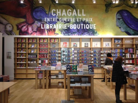 Boutique musée du Luxembourg