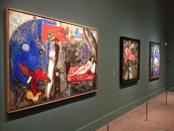 Artiste Chagall