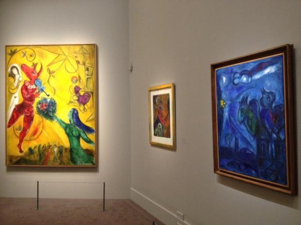 Peintures Chagall