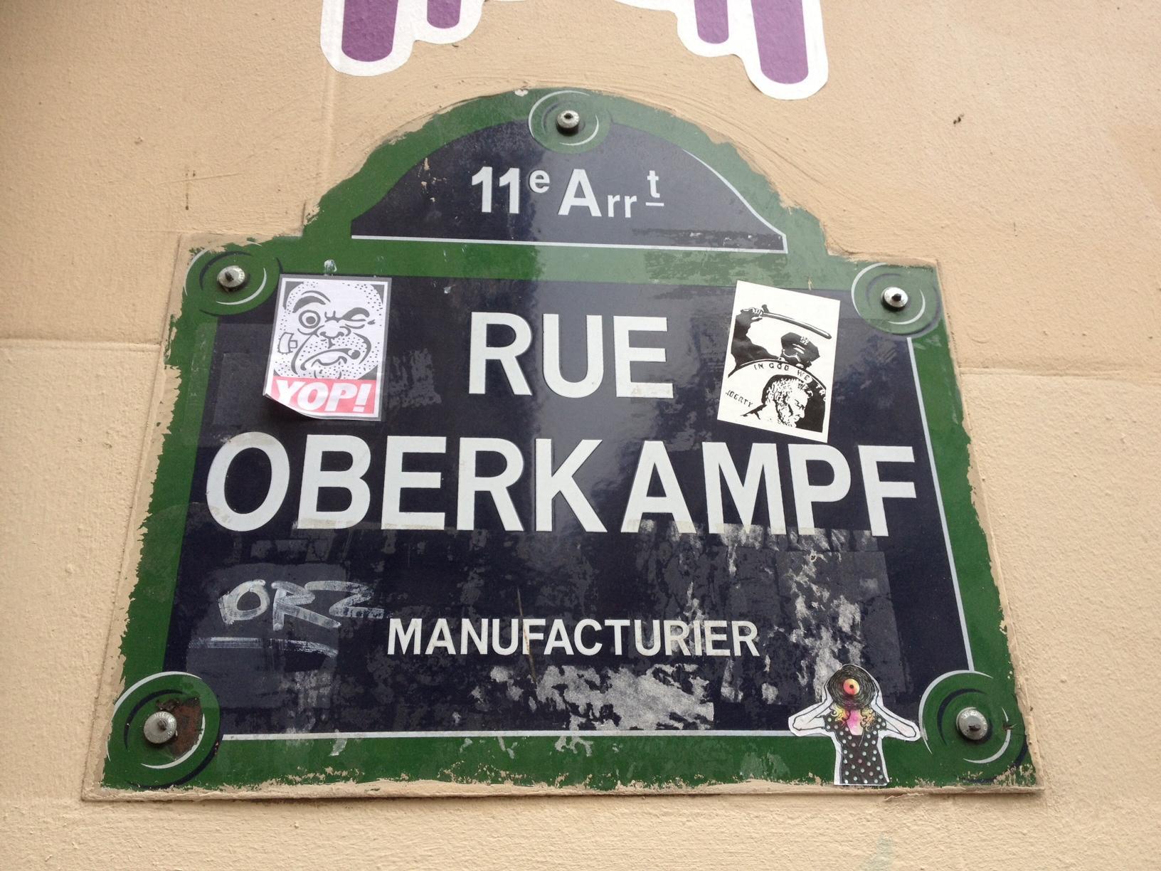 Rue Oberkampf
